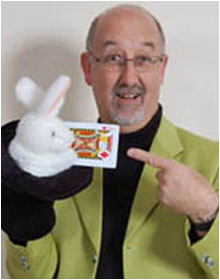 Auckland Magician For Hire Malcolm Silverman
